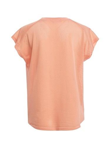 DeFacto Basic Spor Tişört Oranj